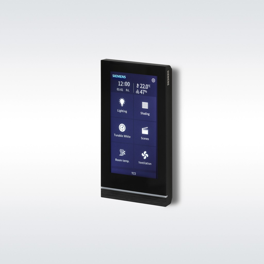 KNX Touch-Control TC5