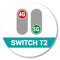 switch off T2
