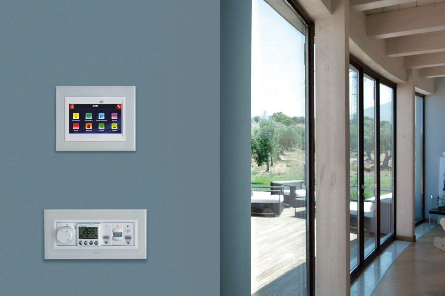 domina smart Iot Touch screen